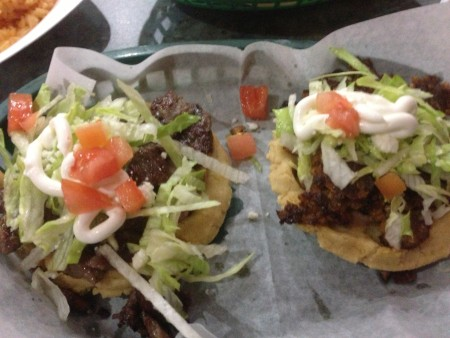Authentic Mexican Tacos at Si Senor