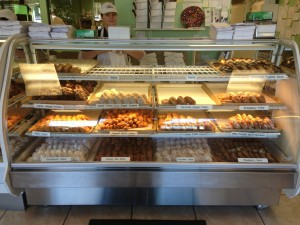 Yum, Doughnuts @ the Donut Shoppe