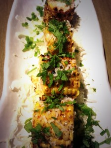 Grilled Corn at Dragonfly Sushi