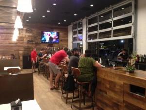 M Shack Burgers Bar