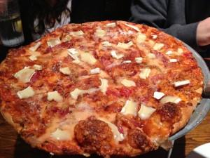 Pizza @ Picasso's Italian