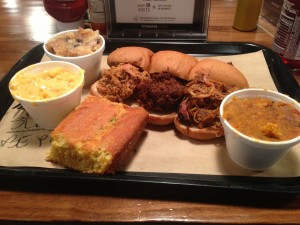Smokehouse Sliders and Sides @ 4 Rivers