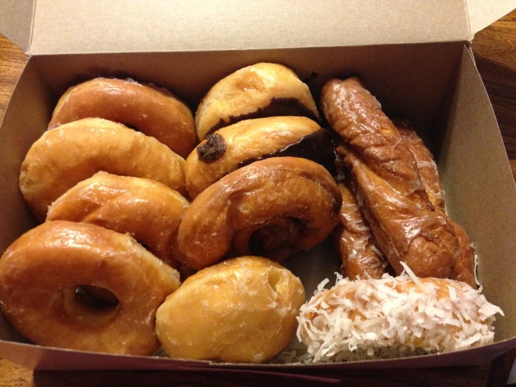 The Donut Shoppe