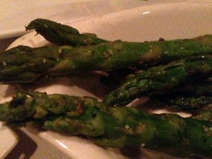 Asparagus at Eleven South