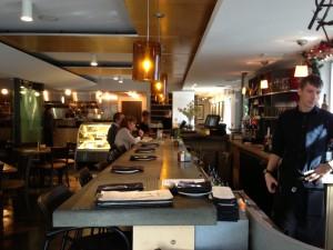 Bar at BBs