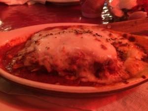Offensive Lasagna @ Milano Italian