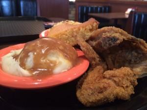 Chicken @ Soul Food Bistro