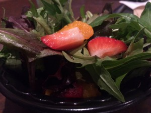 Salad @ Soul Food Bistro