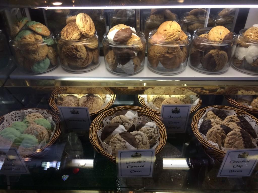 European Street Cookies