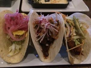 Tacos @ Flying Iguana