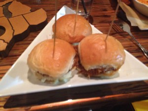 Slider Trio @ Copper Tap