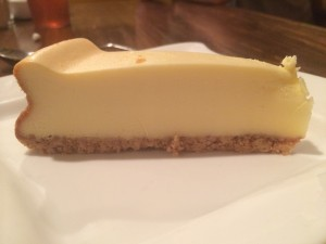 St Mary's Seafood Cheesecake