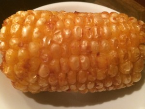 St Mary's Seafood Fried Corn on the Cob