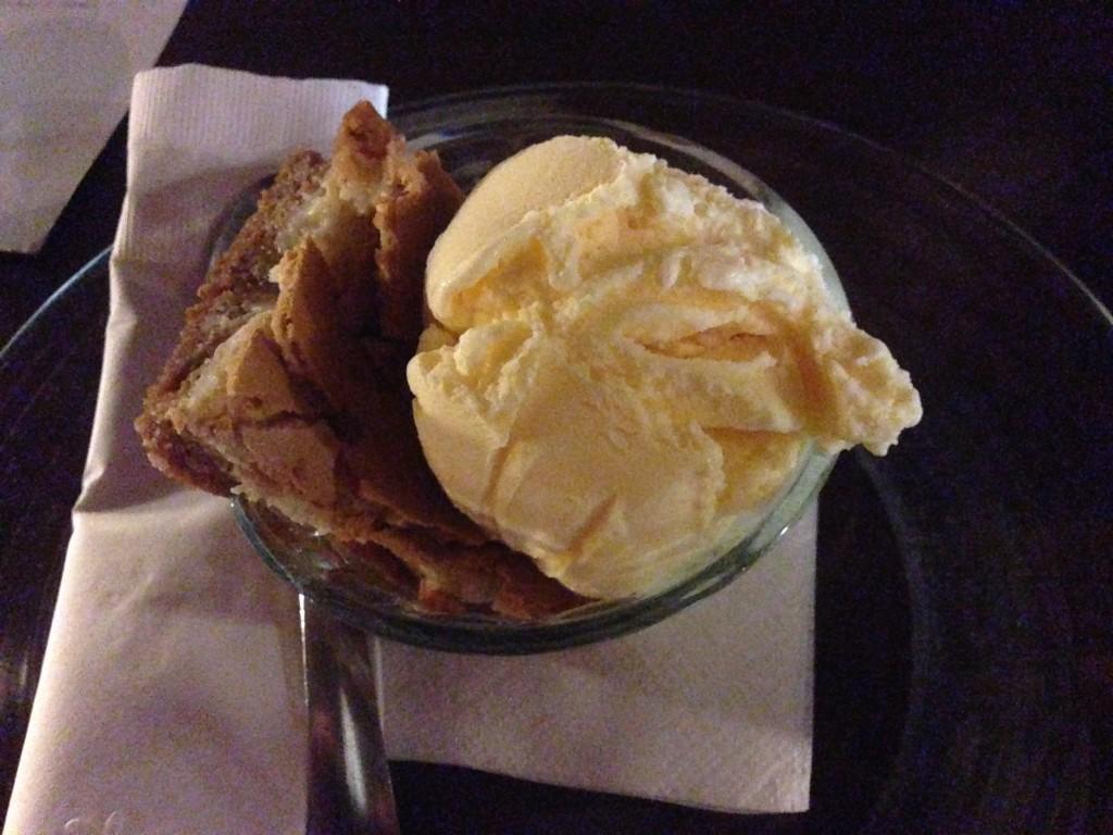 Three Layers Jeff Square with Ice Cream