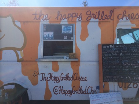 the Happy Grilled Cheese Truck