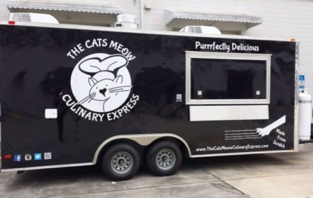 The Cats Meow Culinary Express