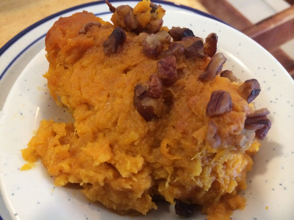 Beach Diner - Sweet Potato Souffle