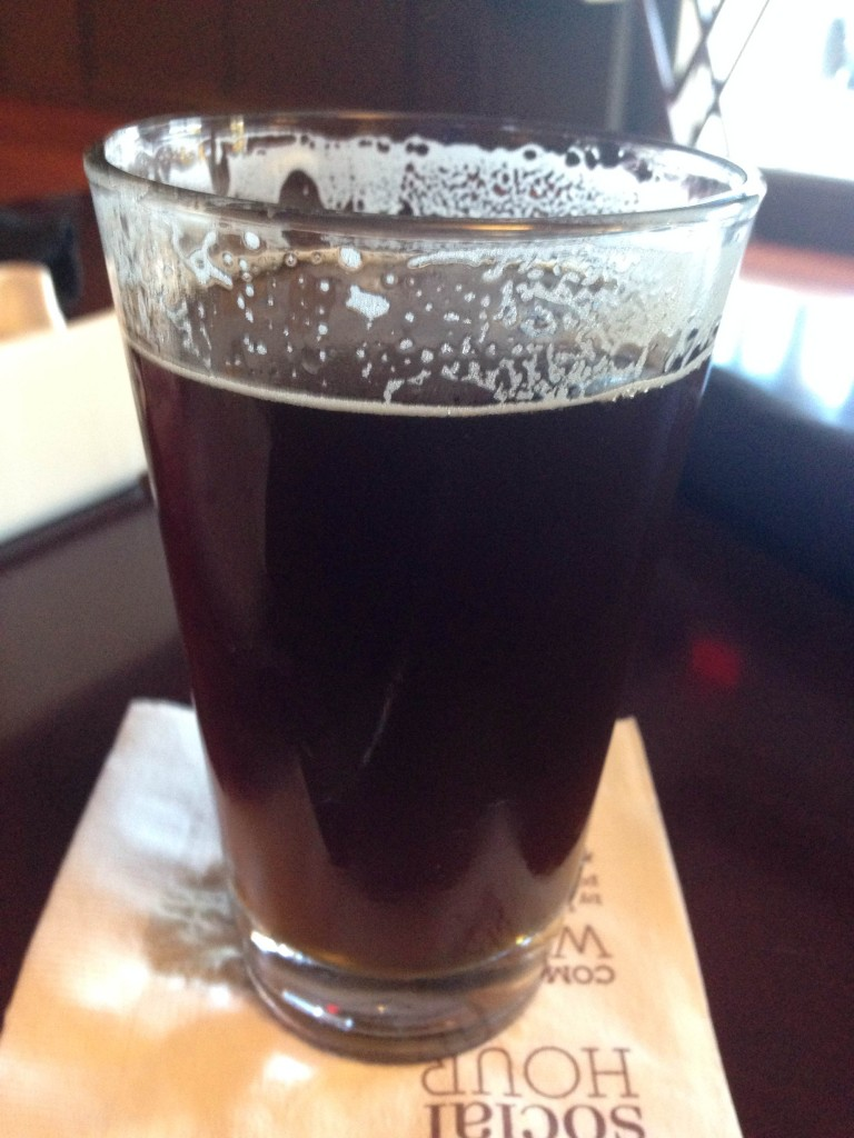 Bold City Grill Dukes Brown Nose Ale