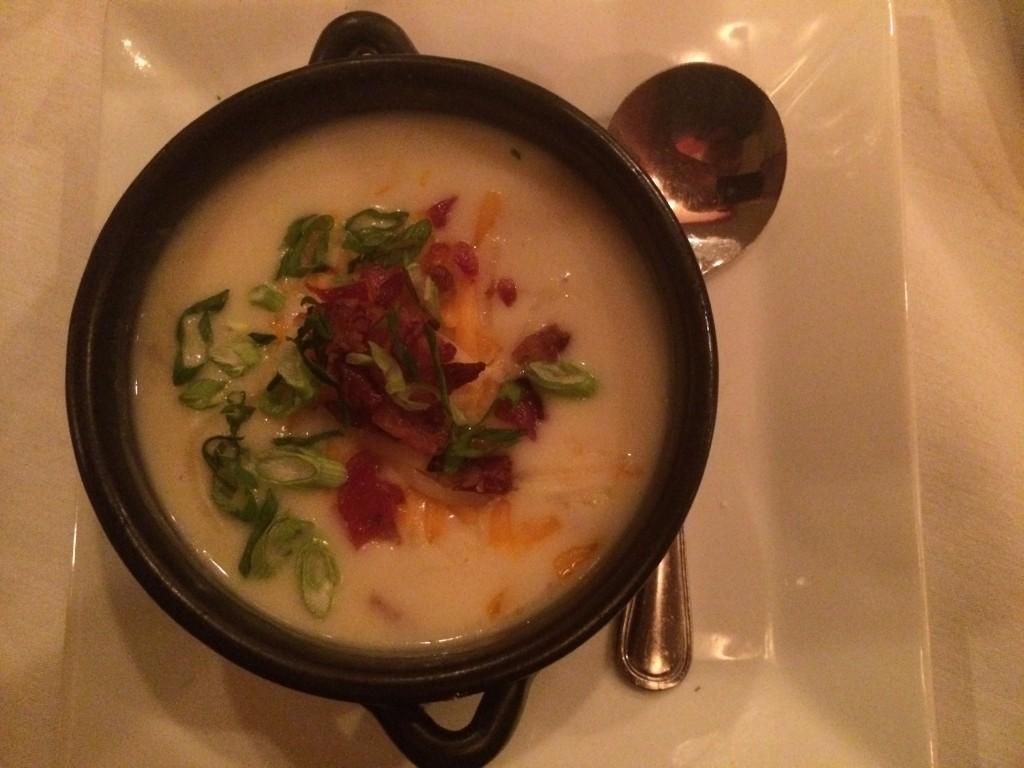 Enzas - Baked Potato Soup
