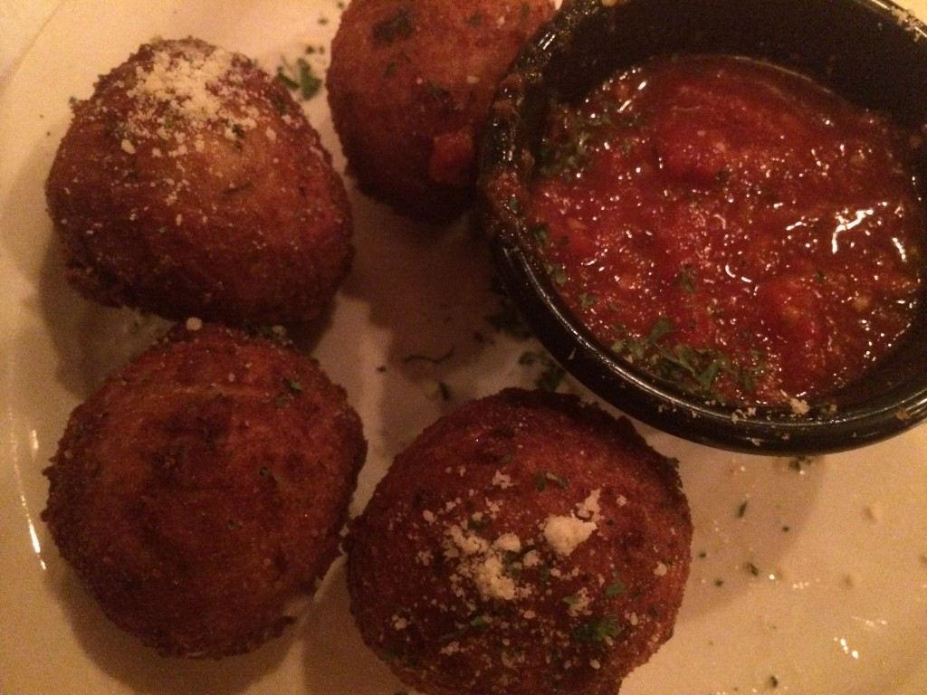 Enzas - Fried Mozzarella Balls