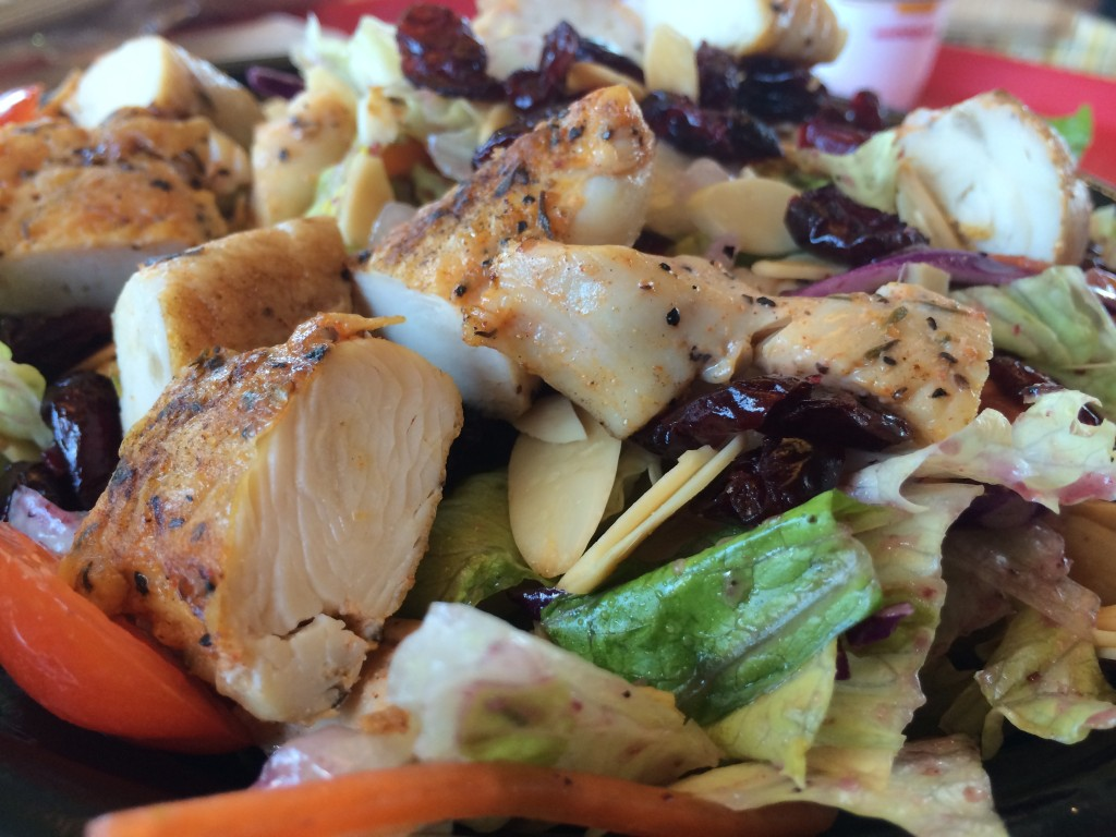 PDQ - Grilled Chicken Salad