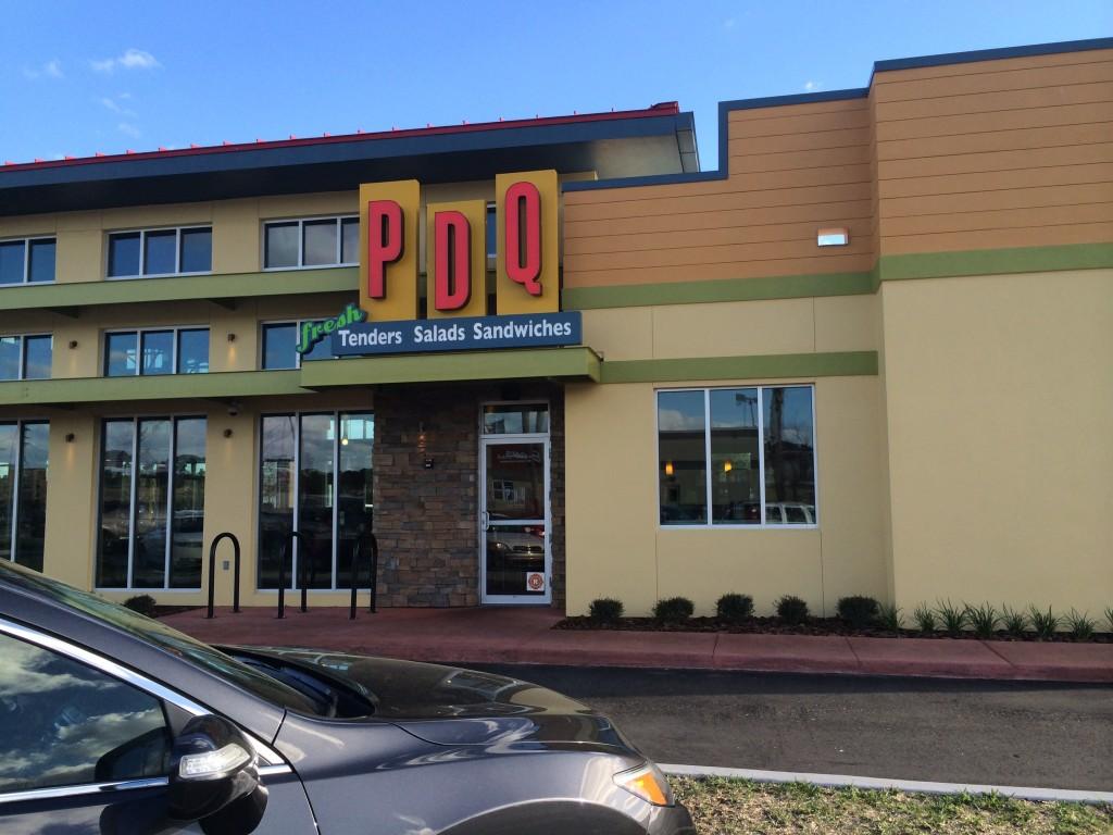 PDQ - Outside