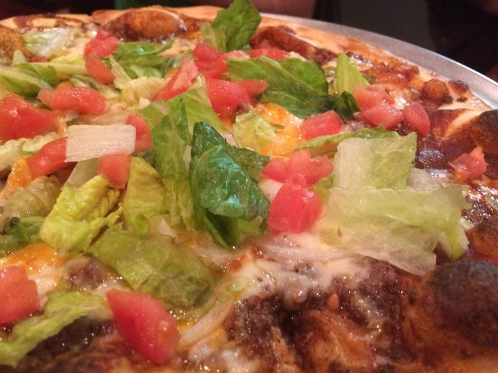 Paddys Taco Pizza