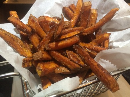 Taste Food Studio - Sweet Potato Fries