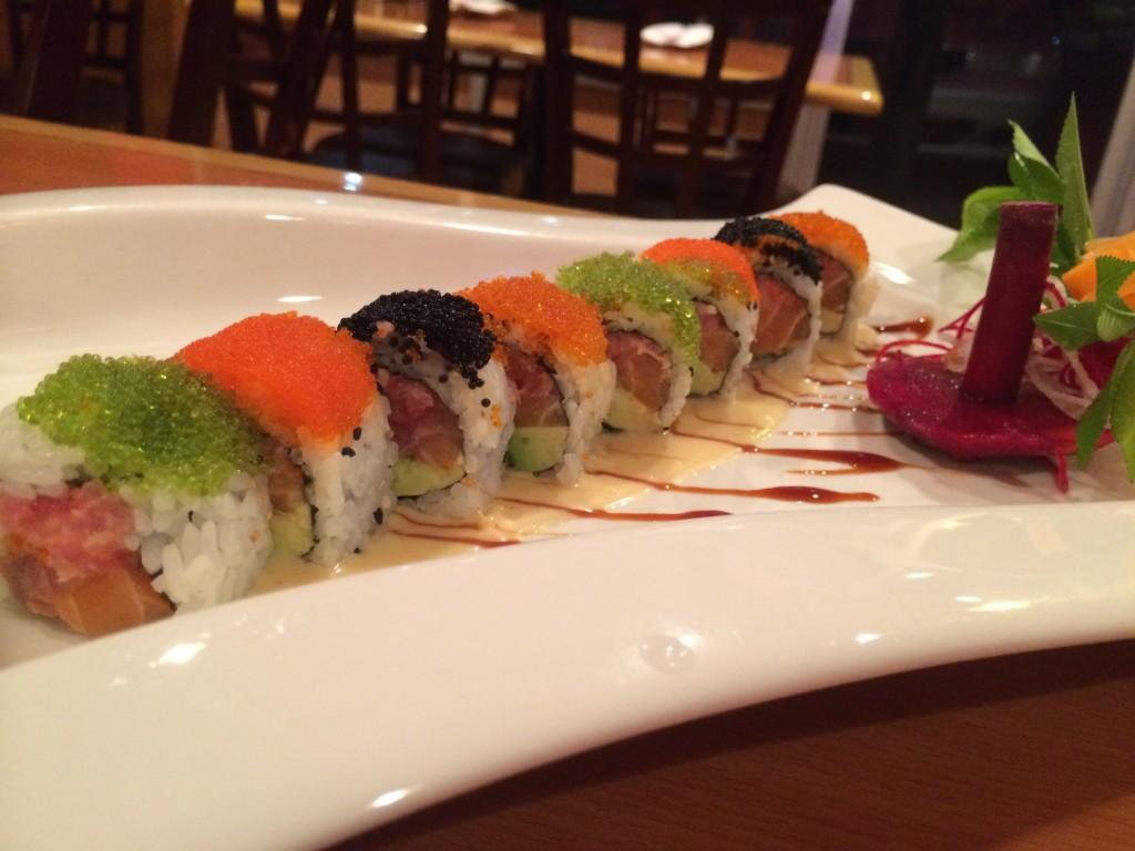 Midori - Samurai Roll 4 Kinds of Caviar