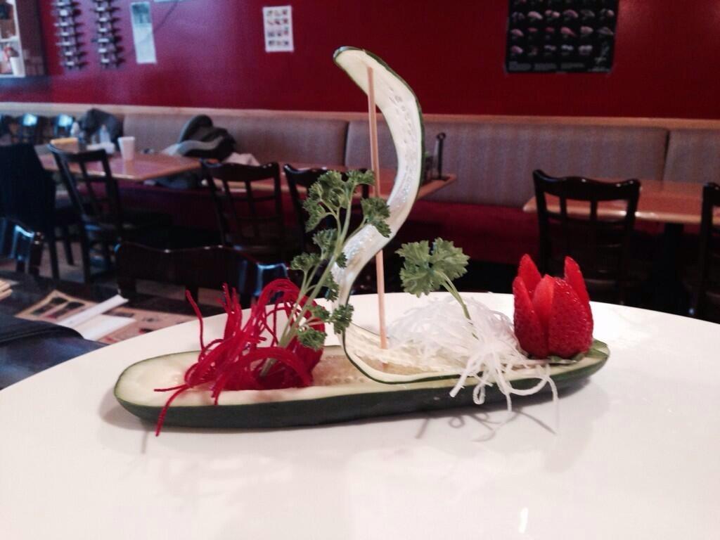 Midori - Sushi Boat