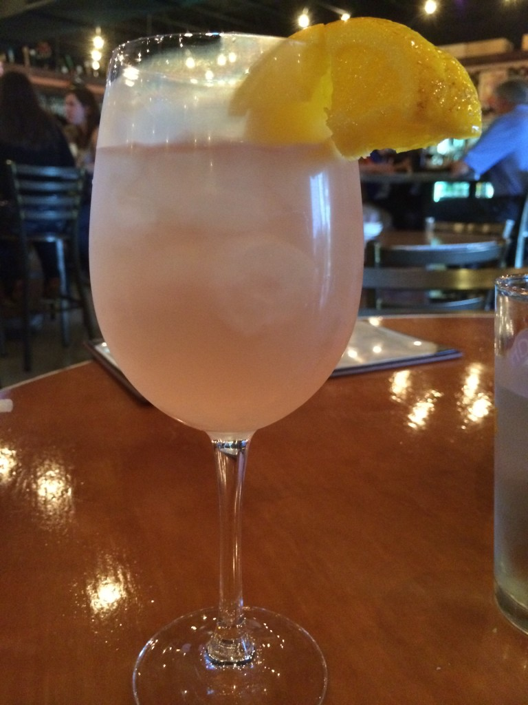 Royal Palm Village - White Sangria