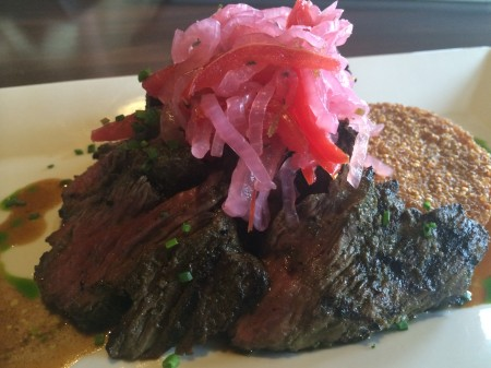 Flying Iguana - Flank Steak