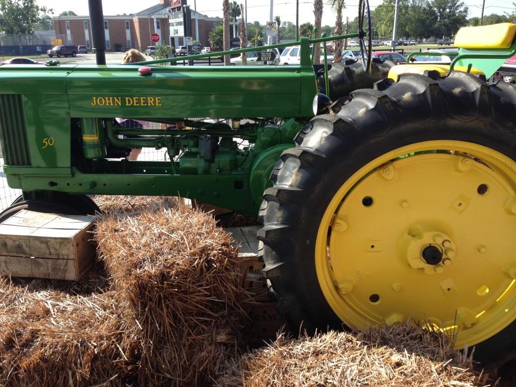 Freshfields Farm - Tractor
