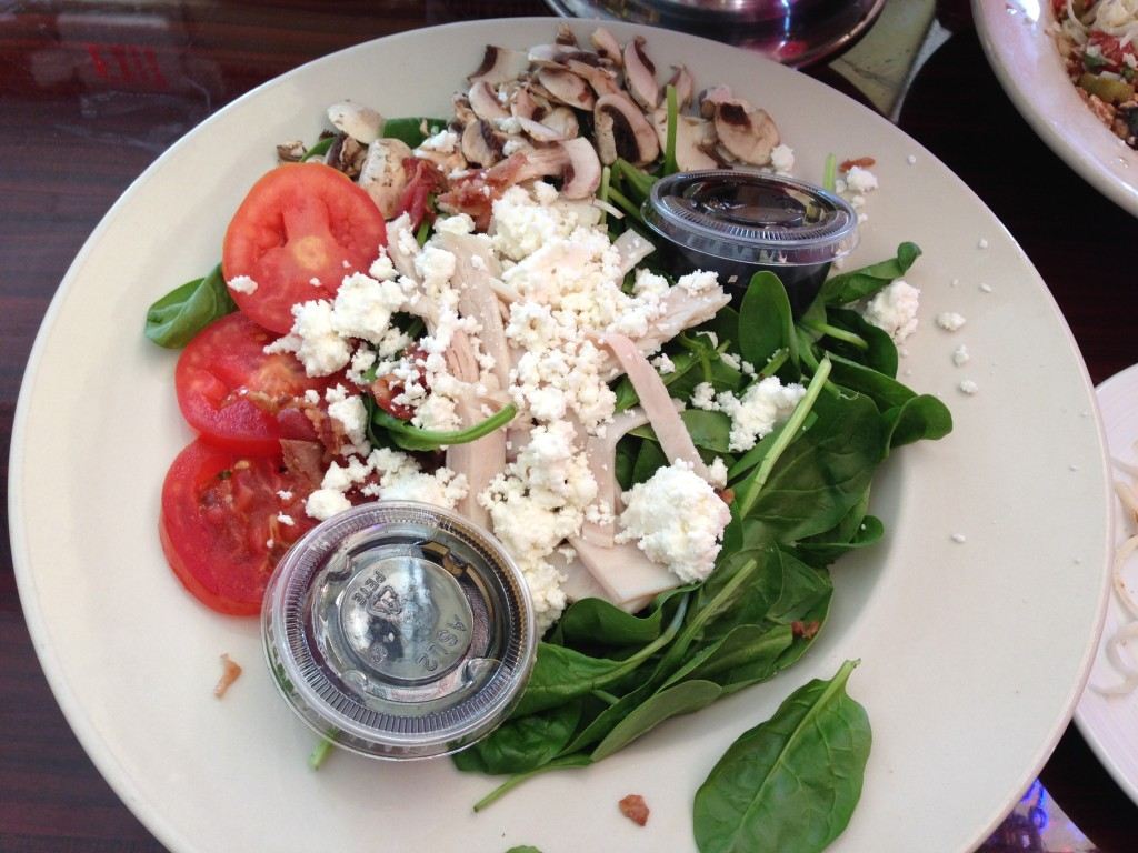 Milanos - Salad
