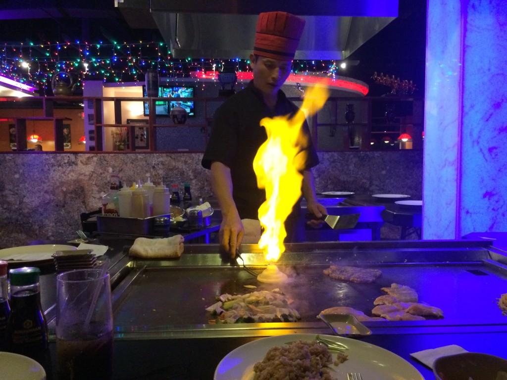 Sumo - Fire