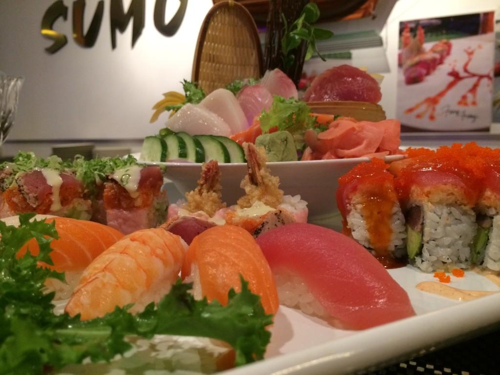 Sumo - Sushi Platter