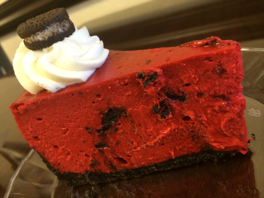 Ameretti - Red Velvet Oreo Cheesecake