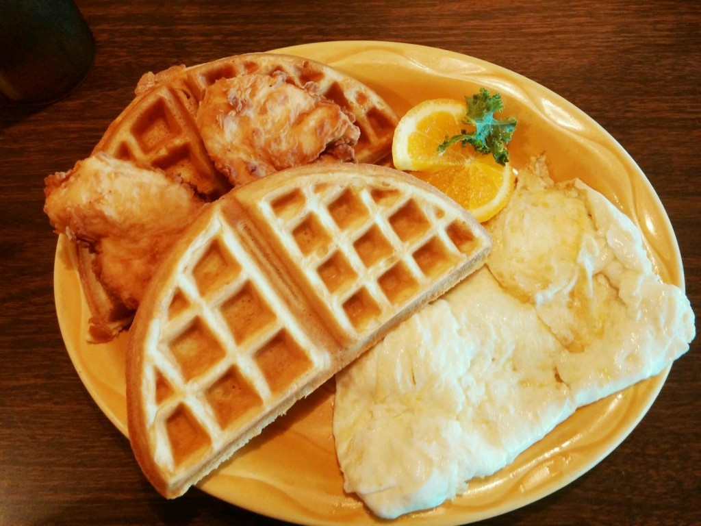Barbara Jeans - Chicken and Waffles