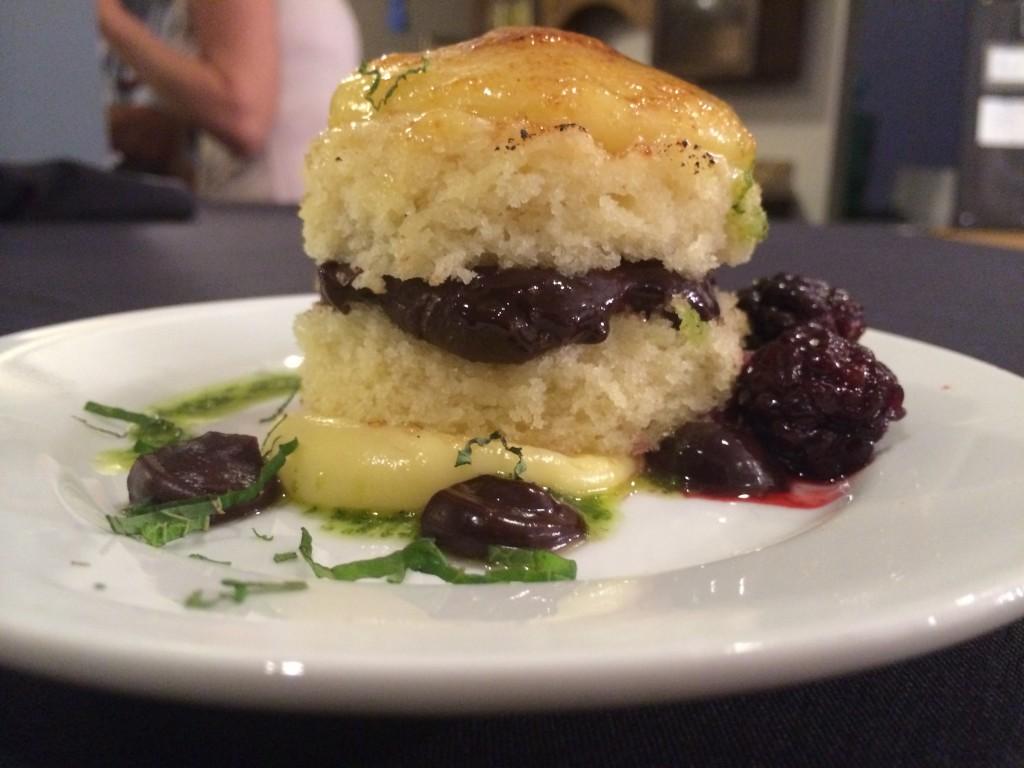 Chefs Garden - Boston Cream Pie Brulee
