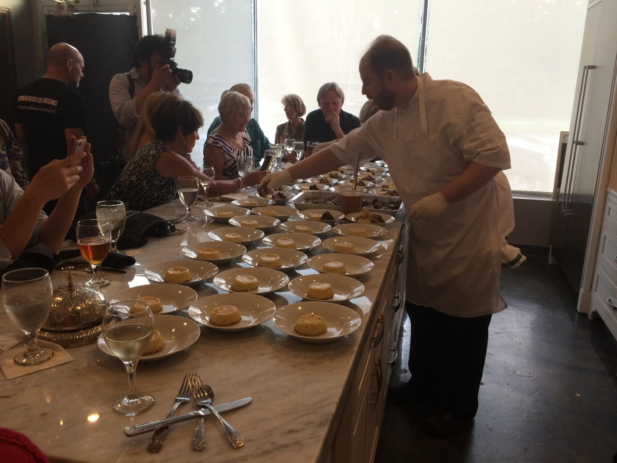 Chefs Garden - Preparation - Jacksonville Restaurant Reviews