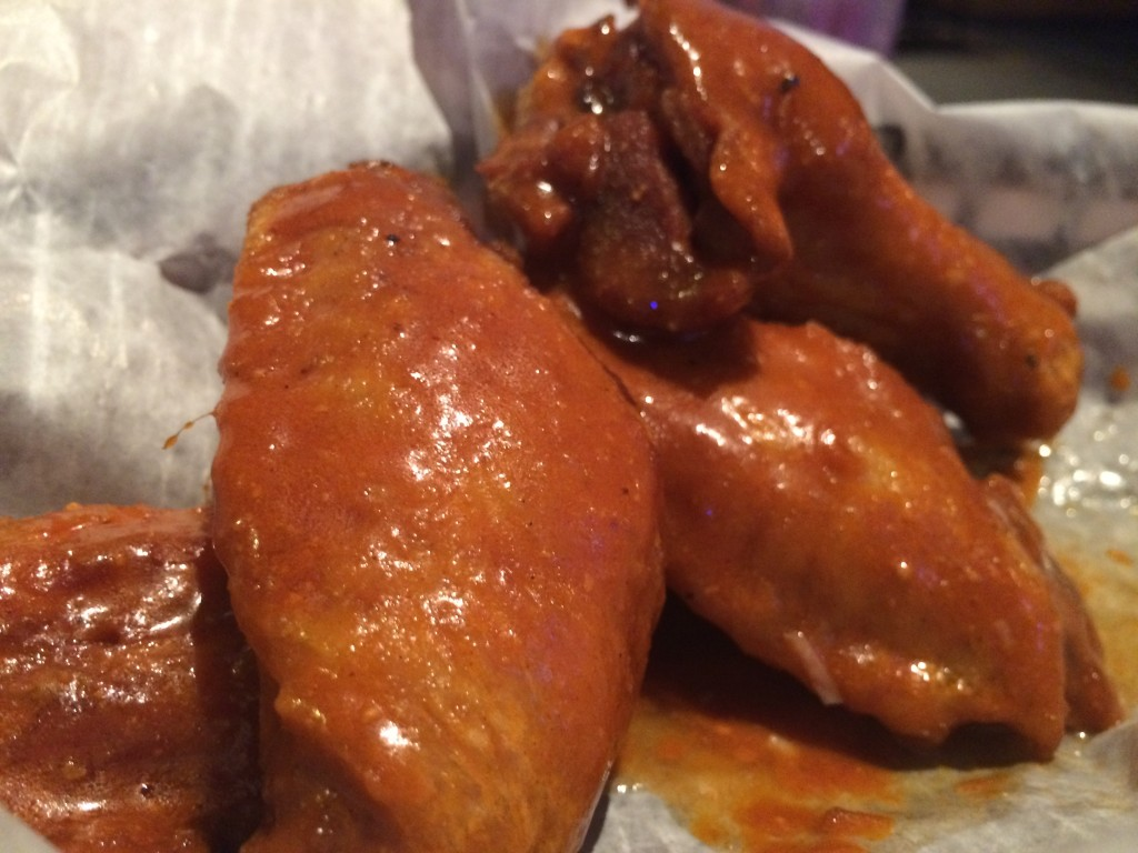 Harpoon Louies - Wings