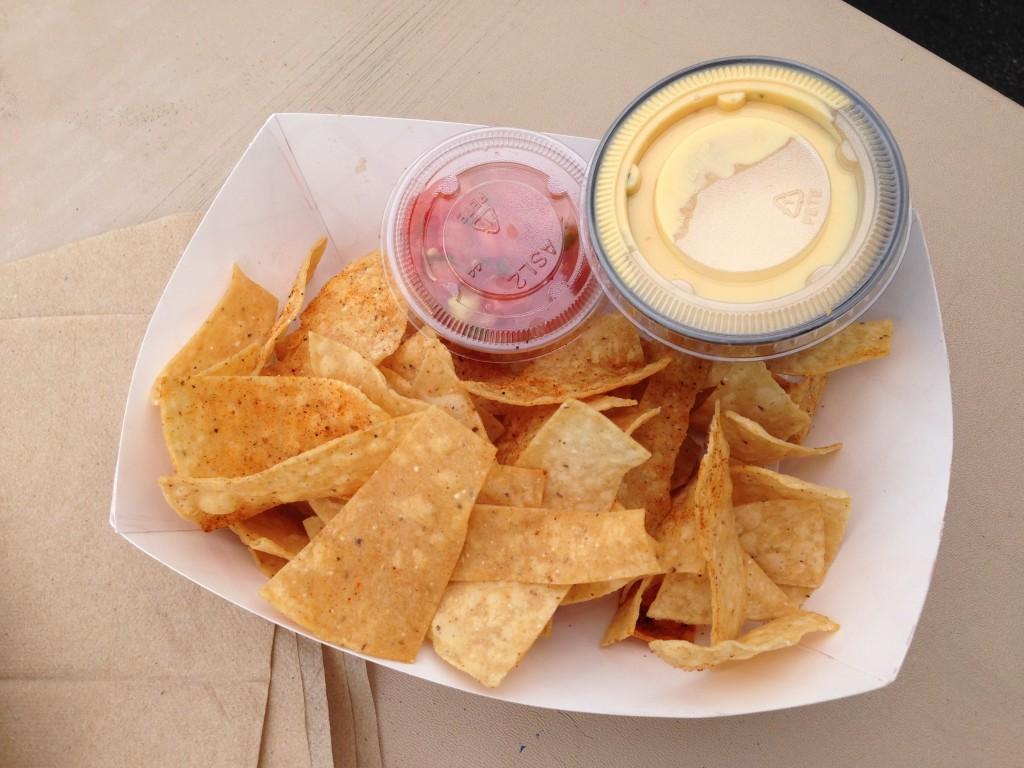 Taste Buds Express - Chips