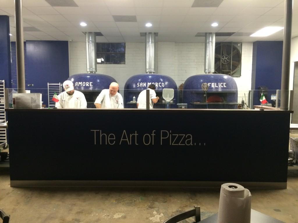 V Pizza - the Art of Pizza