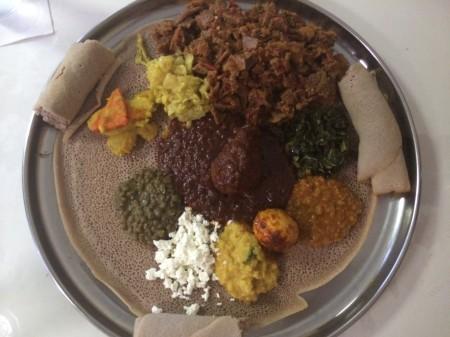 Nile Ethiopian Again
