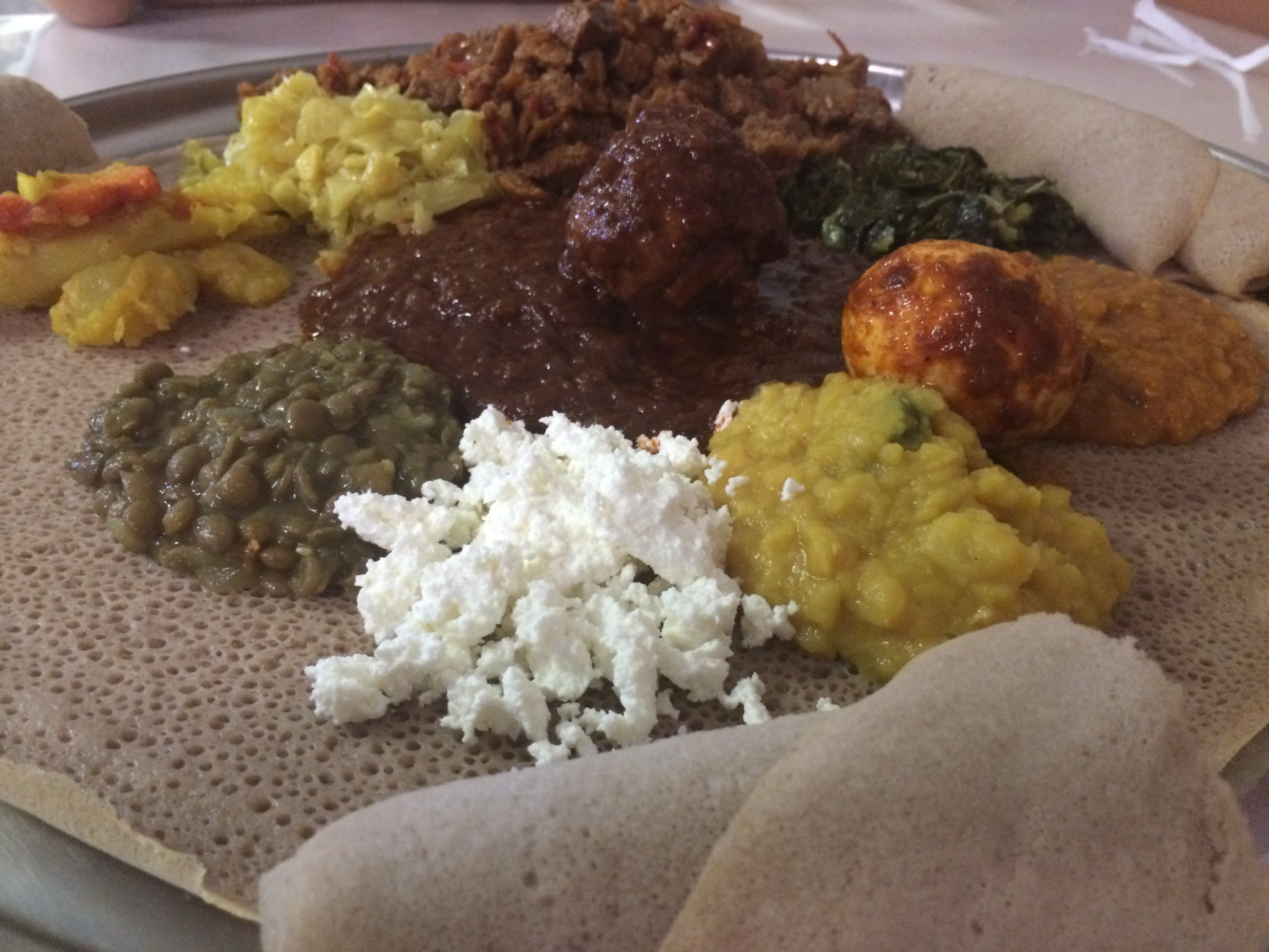 Nile Ethiopian Restaurant - Eat Out of Your Comfort Zone