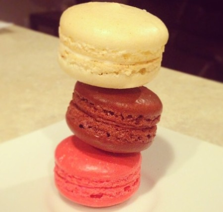 Asters Macaroons - Stack