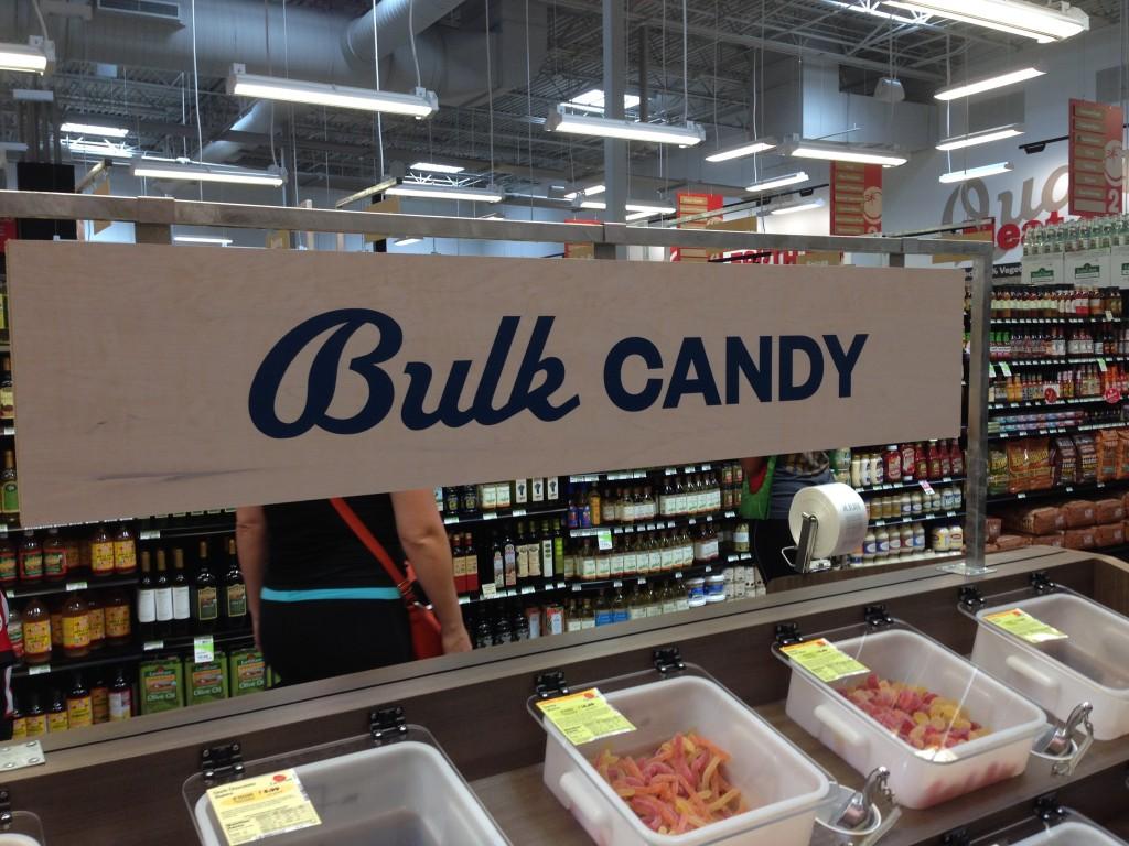 Earth Fare - Bulk Candy