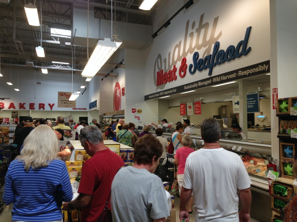 Earth Fare - Meat and Seafood