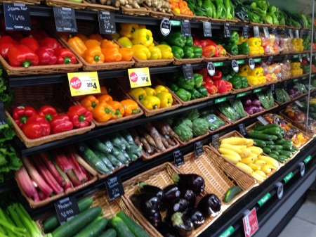 Earth Fare - Produce