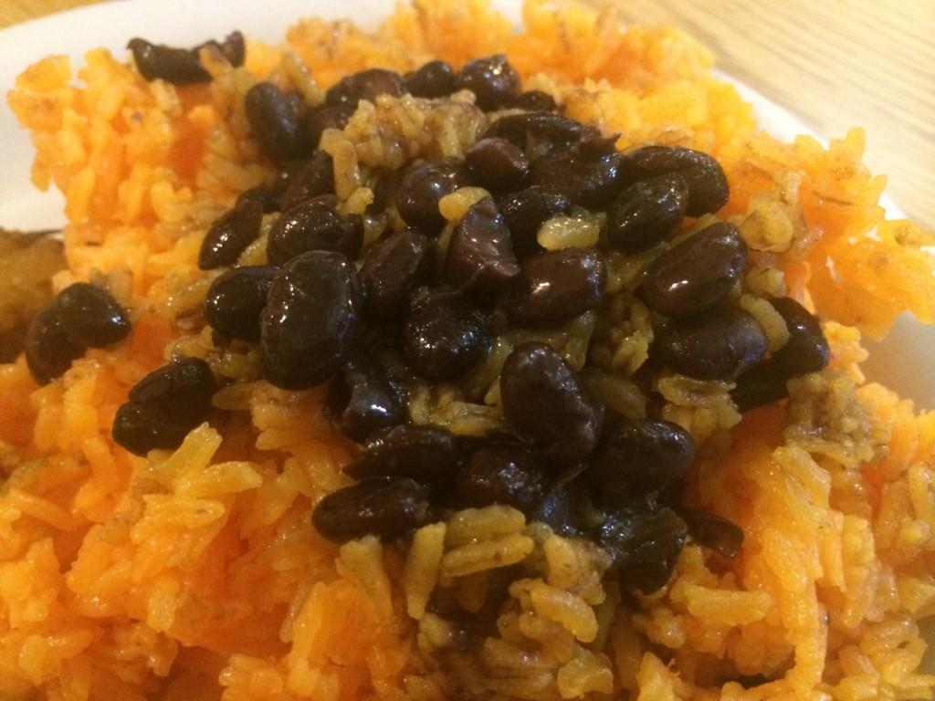 El Ranchito - Beans and Rice